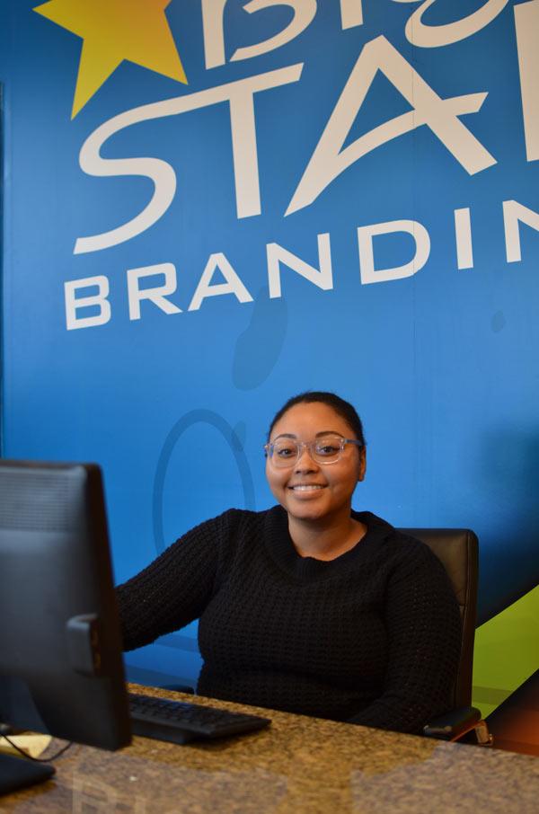 Savannah at Big Star Branding