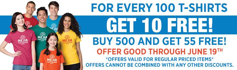 Big Star Branding - November Special - Buy 100 & Get 10 Free!