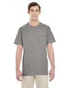 Adult 5.3oz. Pocket T-Shirt