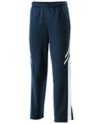 Youth Temp-Sof Fabric Performance Fleece Flux Straight-Leg Warm-Up Pant