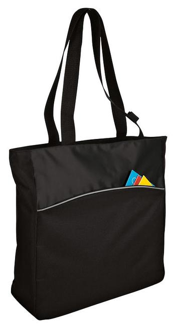 Port Authority - Two-Tone Colorblock Tote