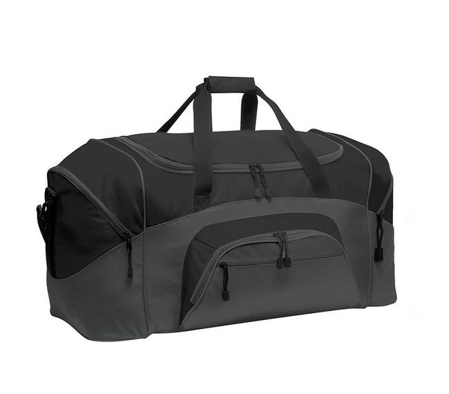 Port & Company - Colorblock Sport Duffel