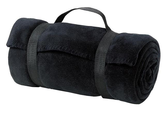 Port & Company - Value Fleece Blanket with Strap