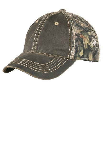 Port Authority - Pigment-Dyed Camouflage Cap