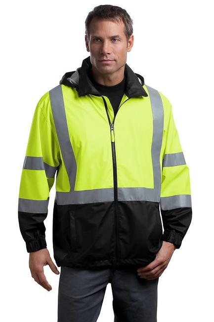 CornerStone - ANSI Class 3 Safety Windbreaker