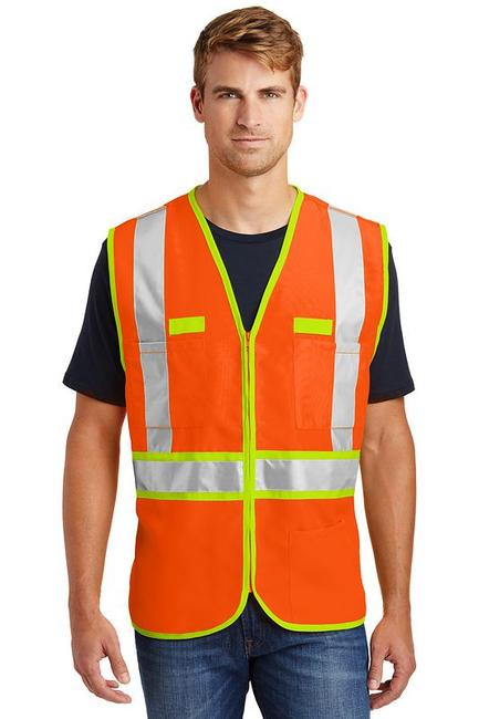 CornerStone - ANSI Class 2 Dual-Color Safety Vest