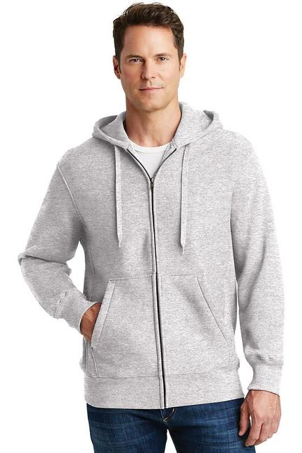 Sport-Tek - Super Heavyweight Full-Zip Hooded Sweatshirt