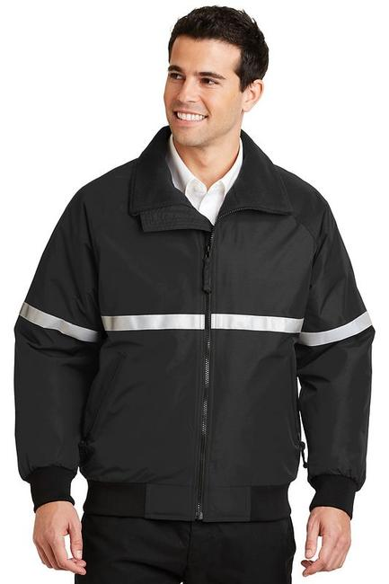 Port Authority - Challenger Jacket with Reflective Taping