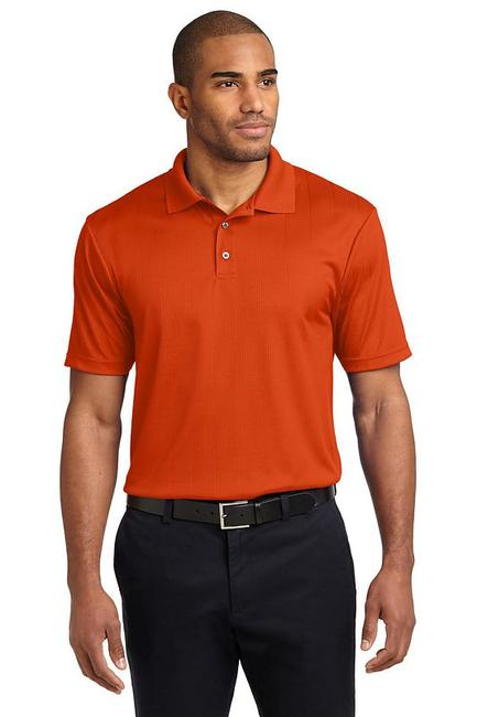 Port Authority - Performance Fine Jacquard Polo