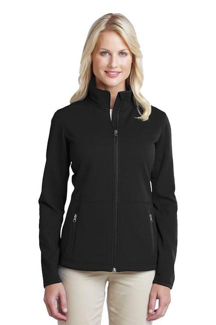 Port Authority - Ladies Pique Fleece Jacket