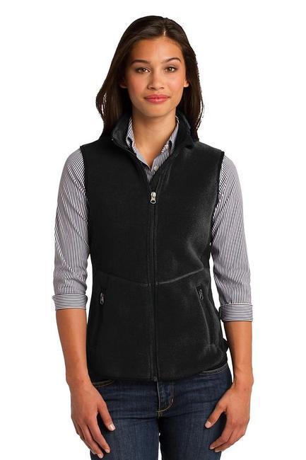 Port Authority Ladies R-Tek Pro Fleece Full-Zip Vest
