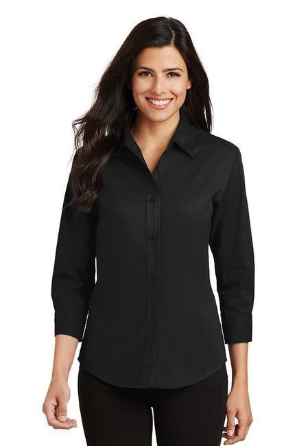 Port Authority - Ladies 3/4-Sleeve Easy Care Shirt