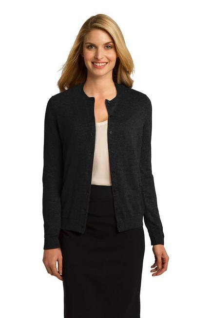 Port Authority Ladies Cardigan Sweater