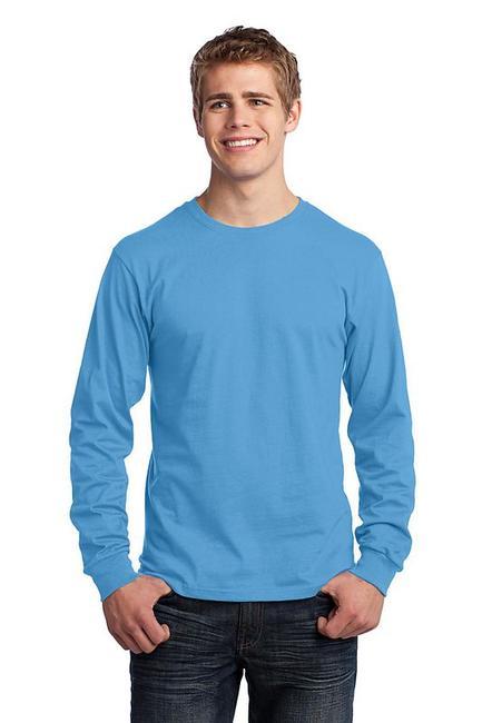 Port & Company - Long Sleeve 5.4-oz. 100% Cotton T-Shirt
