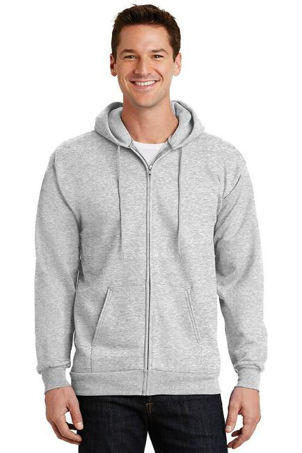 Port & Company -  Ultimate Full-Zip Hooded Sweatshirt