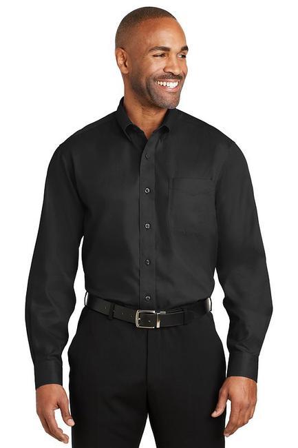 Red House -  Dobby Non-Iron Button-Down Shirt
