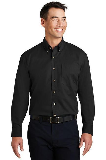 Port Authority - Long Sleeve Twill Shirt