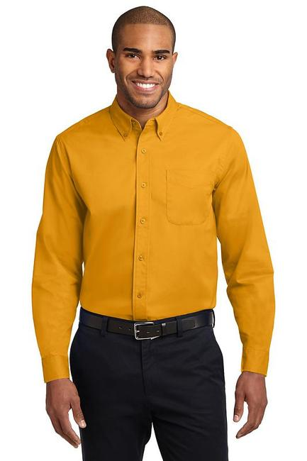 Port Authority - Extended Size Long Sleeve Easy Care Shirt