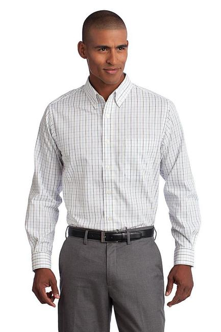Port Authority - Tattersall Easy Care Shirt