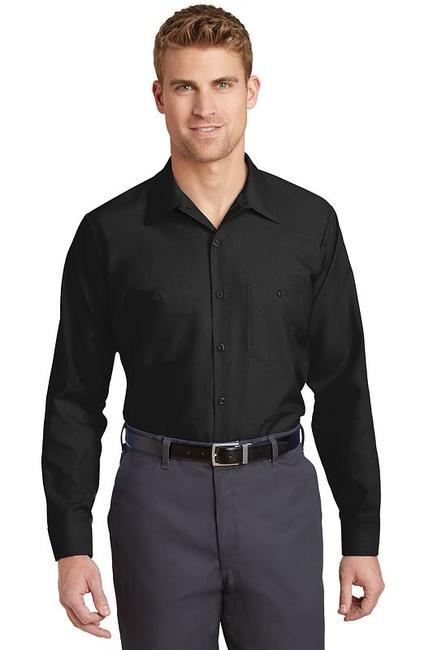 Red Kap - Long Sleeve Industrial Work Shirt