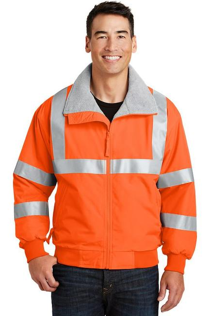 Port Authority - Safety Challenger Jacket with Reflective Taping