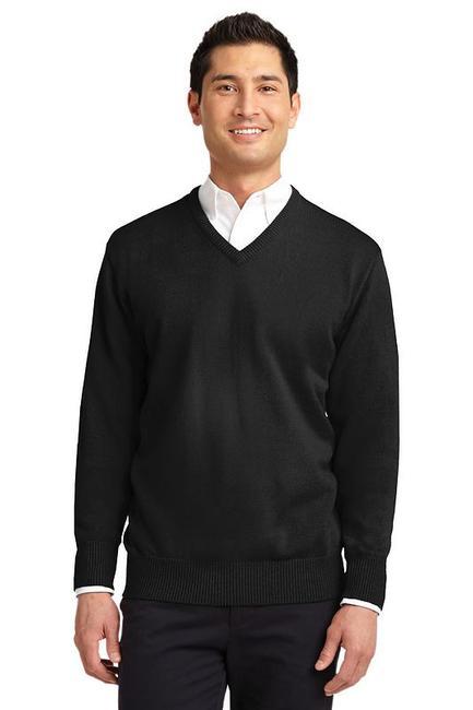 Port Authority Value V-Neck Sweater