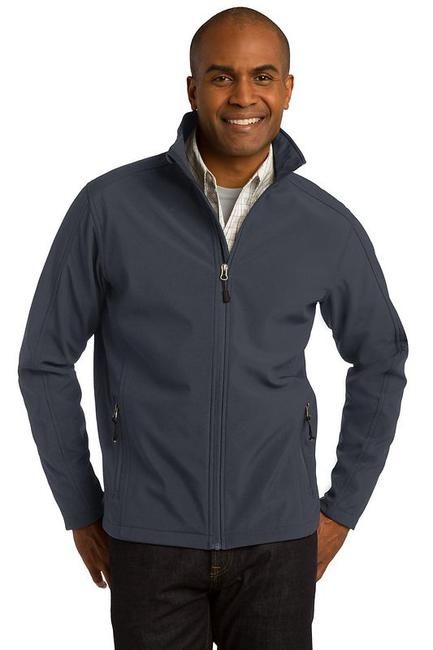 Port Authority Tall Core Soft Shell Jacket