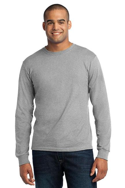 Port & Company - Long Sleeve All-American Tee