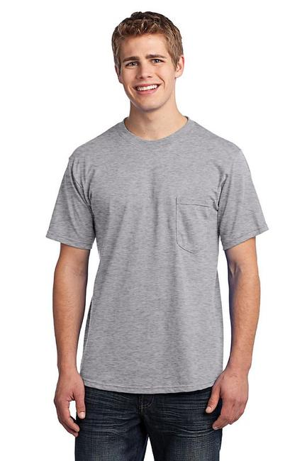 Port & Company - All-American Tee with Pocket