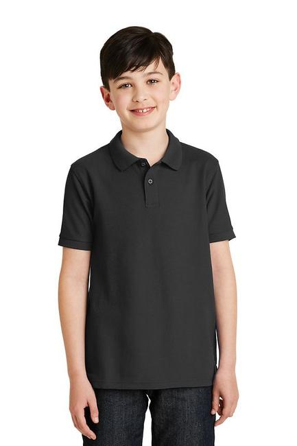 Port Authority - Youth Silk Touch Polo