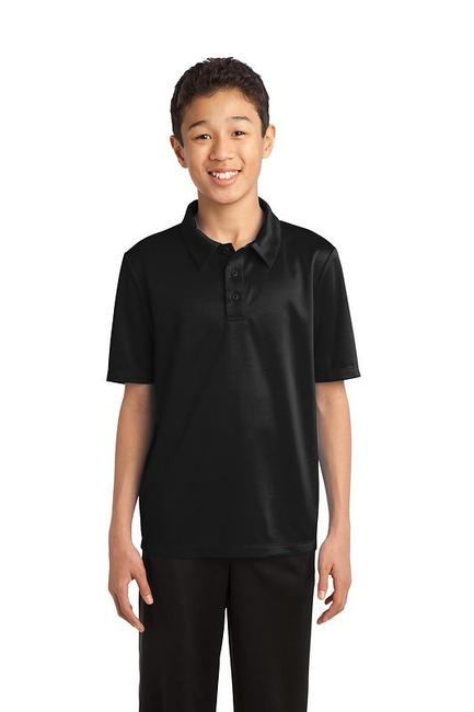 Port Authority - Youth Silk Touch Performance Polo