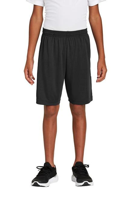 Sport-Tek  Youth PosiCharge  Competitor  Pocketed Short