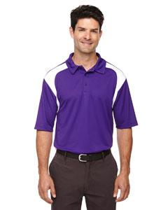 Men's Eperformance Colorblock Textured Polo