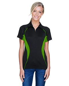 Ladies' Serac UTK cool?logik Performance Zippered Polo