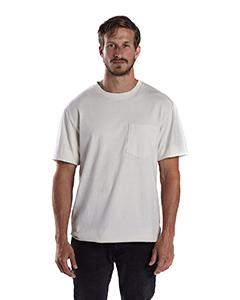 Men's 5.4 oz. Tubular Workwear Tee