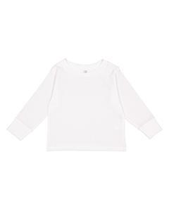 Toddler Long-Sleeve Cotton Jersey T-Shirt
