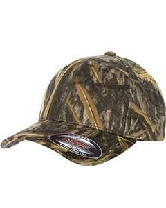 Youth Flexfit Mossy Oak Cap