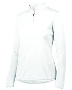 Ladies' Attain Quarter-Zip Pullover
