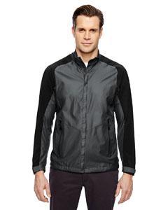 Men's Borough Lightweight Jacket with Laser Perforation