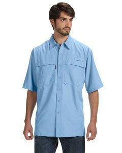 Men's Short-Sleeve Catch Fishing Shirt