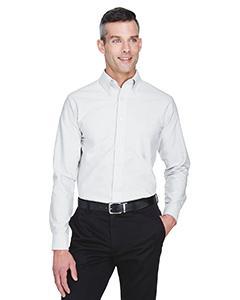Men's Classic Wrinkle-Resistant Long-Sleeve Oxford