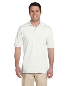 Adult 5.6 oz. SpotShield Jersey Polo