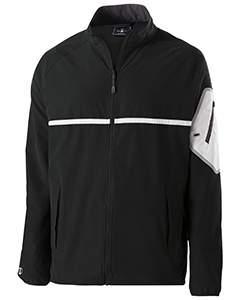 Unisex Weld 4-Way Stretch Warm-Up Jacket