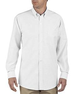 Unisex Tall Button-Down Long-Sleeve Oxford Shirt