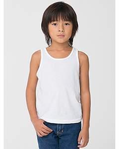 Toddler Poly-Cotton Tank