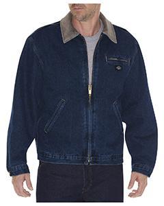 Men's Stone Washed Denim Jacket