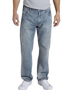 Men's X-Series Relaxed Fit Straight-Leg 5-Pocket Denim Jean Pant