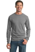 JERZEES - Heavyweight Blend 50/50 Cotton/Poly Long Sleeve T-Shirt