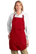 Port Authority - Full Length Apron with Pockets