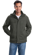 Port Authority - Herringbone 3-in-1 Parka